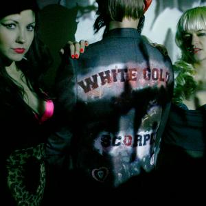 White Gold Scorpio